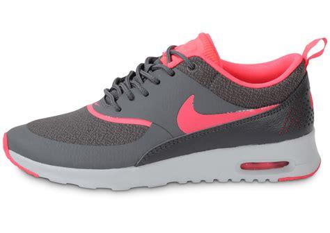 Chausures Air Nike Air Max Thea Grise Chaussures Chaussures Chausport