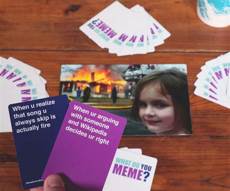 Meme Board Game - internet meme board games card board game