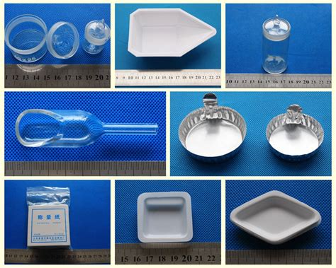 weighing boat sizes 50 12 60 15 76 15mm aluminum foil weighing boat aluminum