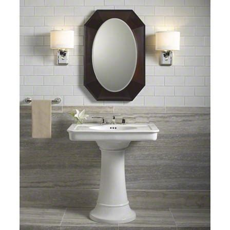 pedestal sink with counter space pin by megan brotschul on suburbs pinterest