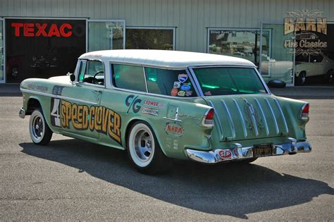 nomad drag car 1955 chevrolet chevy nomad belair gasser pro stocl drag