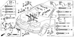 acura store 2004 rsx engine wire harness parts