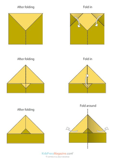 How To Make Paper Lock - paper airplane nakamura lock images frompo