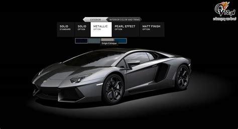 Lamborghini Konfigurieren by Lamborghini Aventador Konfigurator 02