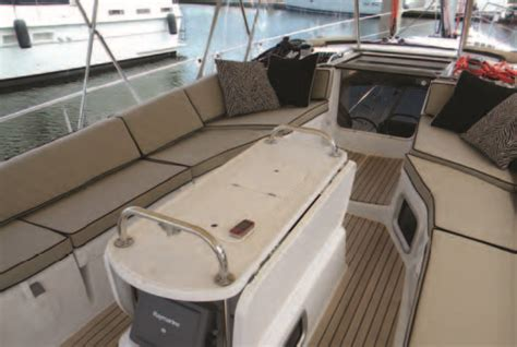 boat cushions reupholstered replacing your boat s cushions windcheck magazine