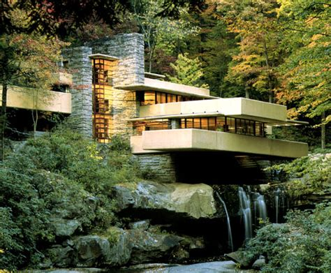 falling water house unesco in the spotlight education and culture frank