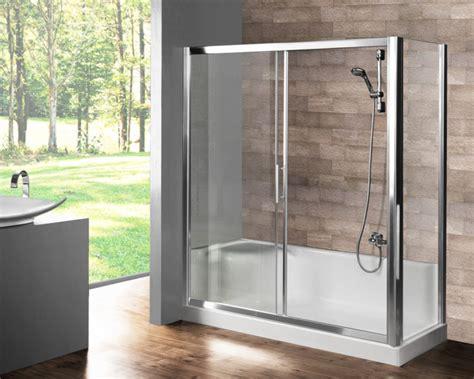 box doccia con sedile box doccia per sostituzione vasca vendita