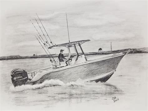 fishing boat sketch best 25 boat drawing ideas on pinterest boat drawing