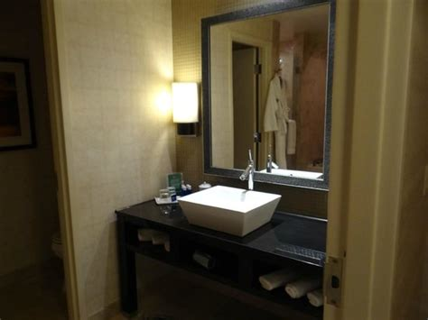 motor city room sink in bathroom in room picture of motorcity casino hotel detroit tripadvisor