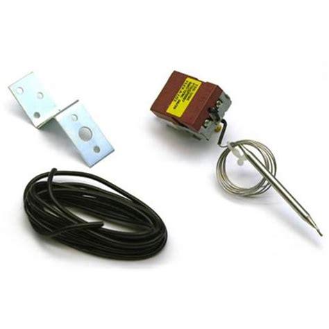 flex a lite electric fan kit flex a lite 31147 adjustable electric fan kit