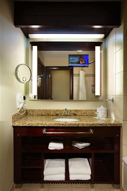 bathroom mirror with tv built in pin by bucuti tara resorts aruba on 25 year