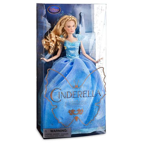 film cinderella playing with dolls disney store live action cinderella doll