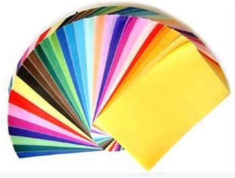 What To Make With Coloured Paper - coloured tissue paper multi colored tissue paper napkin