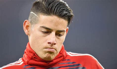 ousmane dembele haircut james rodriguez bayern munich star may become barcelona