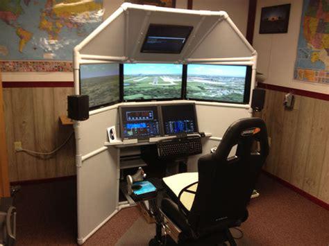 diy  screen home cockpit