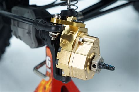 Easy Start Esc Trigger For Traxxas Trx 4 for traxxas trx 4 trx4 031 free ship trx4 031 by yeah racing brass front steering knuckle