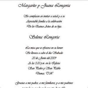 Spanish Wedding Invitations Wedding Wording Invitation In Spanish Wedding Invitation Sample