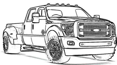 ford truck coloring pages truck coloring pages coloring