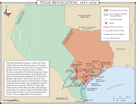 texas revolution map maps101 login
