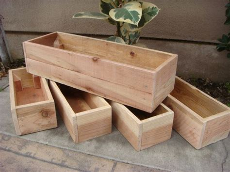 best 25 wood planter box ideas on pinterest diy planter