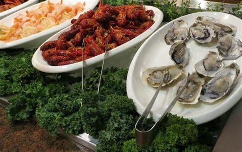 Al Dente Baked Scallops Picture Of Osaka Seafood Buffet Osaka Seafood Buffet