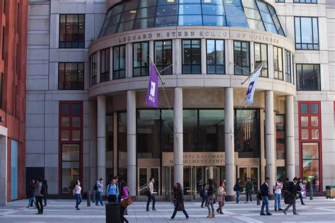 Nyu Executive Mba Tuition by Nyu Introduces One Year Tech And Fashion Luxury