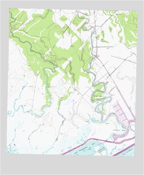 sargent texas map sargent tx topographic map topoquest