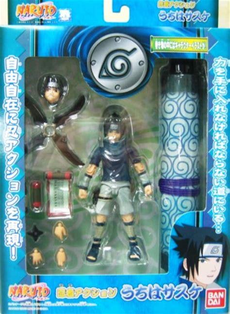 naruto action figure sasuke
