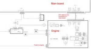 Mitsubishi Electric Tv Parts Mitsubishi Tv Wiring Diagram