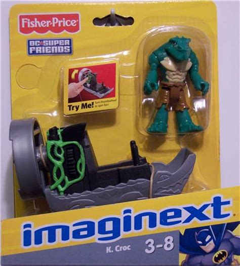 killer croc imaginext killer croc imaginext moc figure heroes and legends