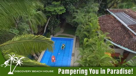 discovery house music manuel antonio costa rica discovery beach house beach vacation rental youtube