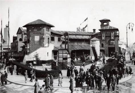 consorzio agrario pavia fiera di cionaria 1937 padiglione