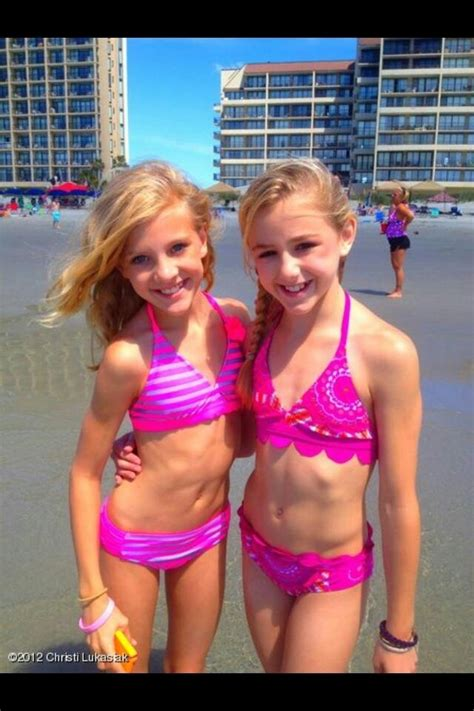 paige dance moms in swimsuit this is chloe lukasiak right and paige hyland left they