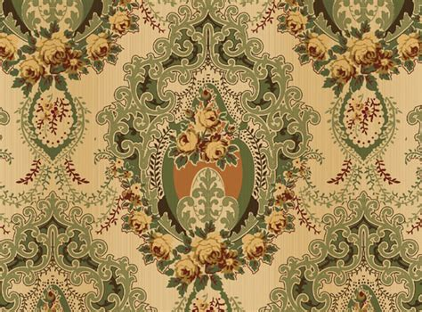 Arts And Crafts Wall Paper - 1890 1910 late early arts and crafts historic