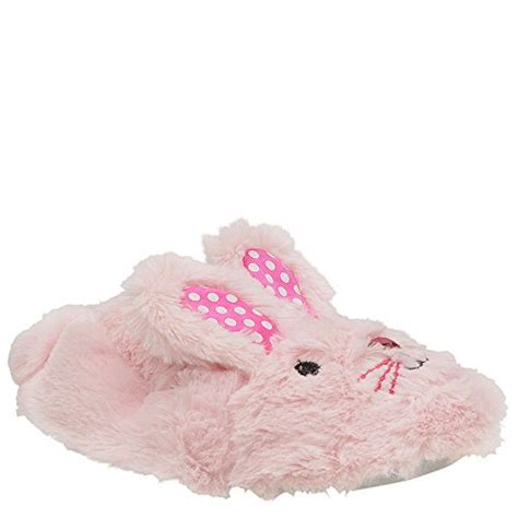 stride rite bunny slippers stride rite fuzzy bunny pink my comfort shoes