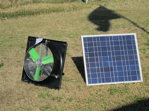 solar greenhouse fan with thermostat solar powered greenhouse fan bing images