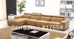 Italian Leather Living Room Furniture Italian Leather Sofa Genuine Leather Sofa In Living Room Sets From Furniture On Aliexpress