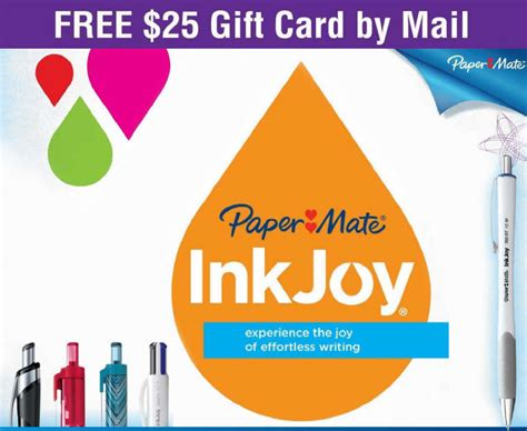 Free Gift Cards In The Mail - rebates for office supplies office furniture toner ink janitorial and breakroom