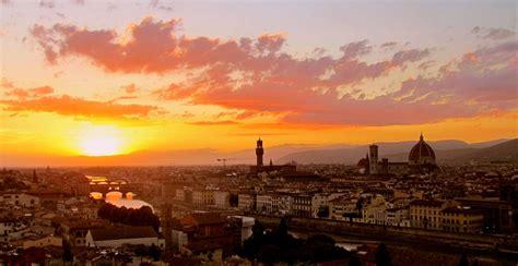 ti porto un bacione a firenze 10 luoghi per 10 spettacolari tramonti in toscana