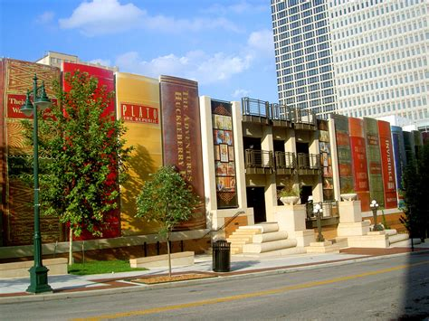 Garage Builders Kansas City by Kansas City Library Parking Garage Most Beautiful