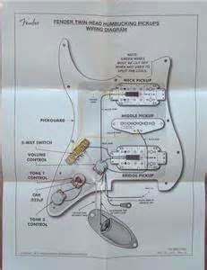 wiring diagram fender stratocaster specials ernie