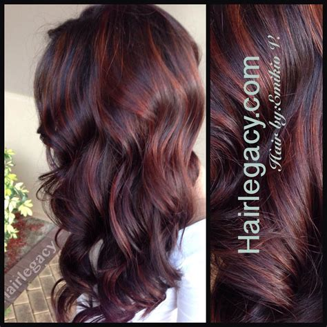 17 best ideas about red low lights on pinterest red 17 best ideas about brown hair red highlights on pinterest