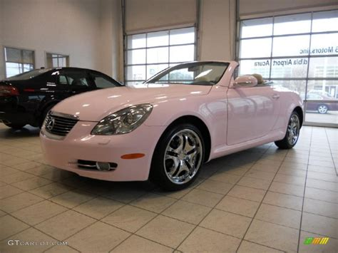 pink lexus 2006 custom pink lexus sc 430 47636356 photo 10
