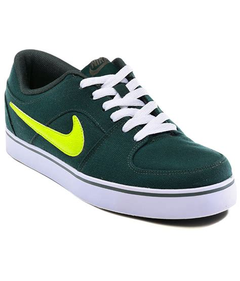 nike green sneaker price in india buy nike green sneaker