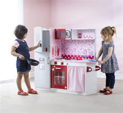 Plum Wooden Kitchen by Plum Terrace Wooden Play Kitchen Play Toys