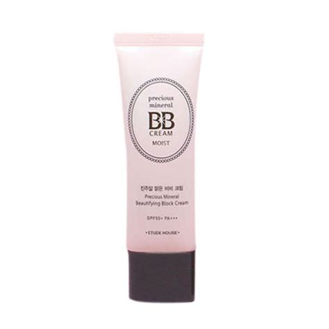 Etude House Precious Mineral Bb Moist Petal Spf50pa etude house precious mineral bb moist spf50 pa etude house bb cream shopping