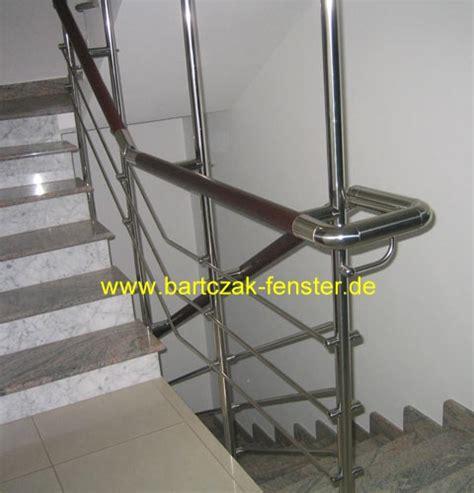 Edelstahlgeländer Bausatz by Treppengel 228 Nder Holz Einzelteile Bvrao
