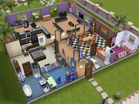 design home mobile game sims freeplay house ideas google search the sims