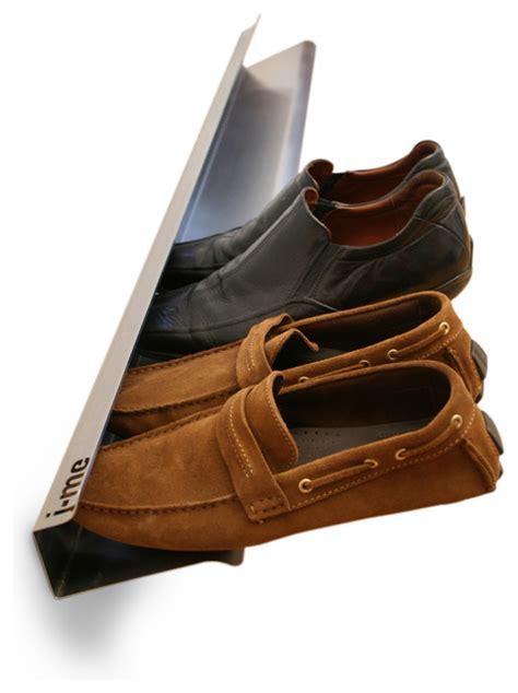 tszuji shoe storage j me stainless steel metal shoe rack modern shoe