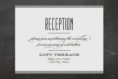 Wedding Announcement Reception Wording by Wedding Invitations For Reception Only Wording Ideas